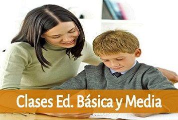 Clases Particulares Ed. Básica y Media